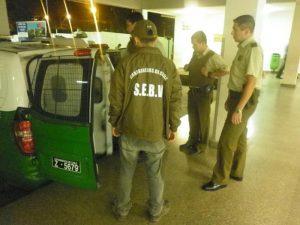 SEBV detencion de delincuentes en Iquique