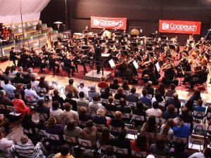 COOPEUCH Orquesta Sinfónica en Iquique