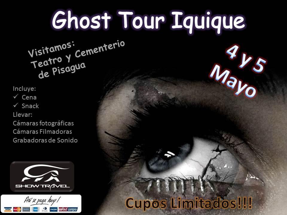 Ghost Tour Iquique 2013