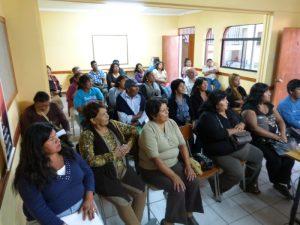 Mujeres feriantes de Iquique - SERNAM
