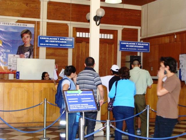 servicio de registro civil e identificaci n diario el