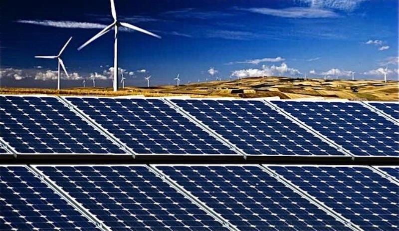 Energias renovables y Cambio climatica
