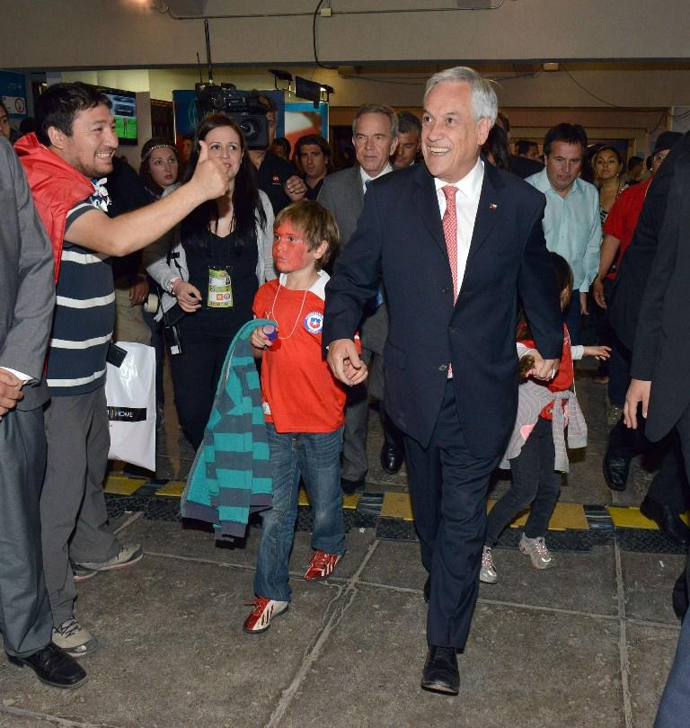 Partido Chile vs Ecuador por las Clasificatorias Brasil 2014 a