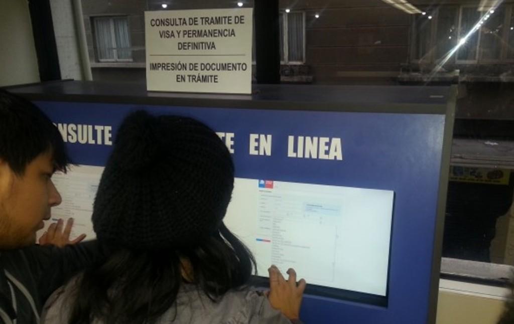 Posterremotos diario el nortino iquique el tamarugal for Oficina de extranjeria aluche