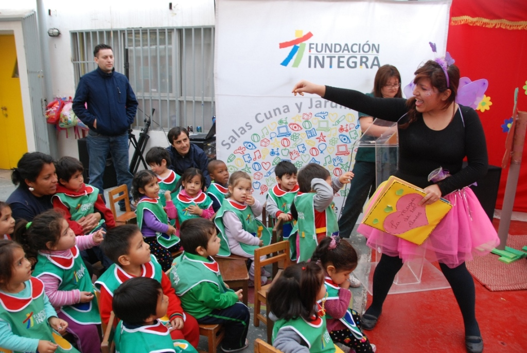 59663b52ce Fundación Integra de Tarapacá y autoridades inauguran la Ruta del ...