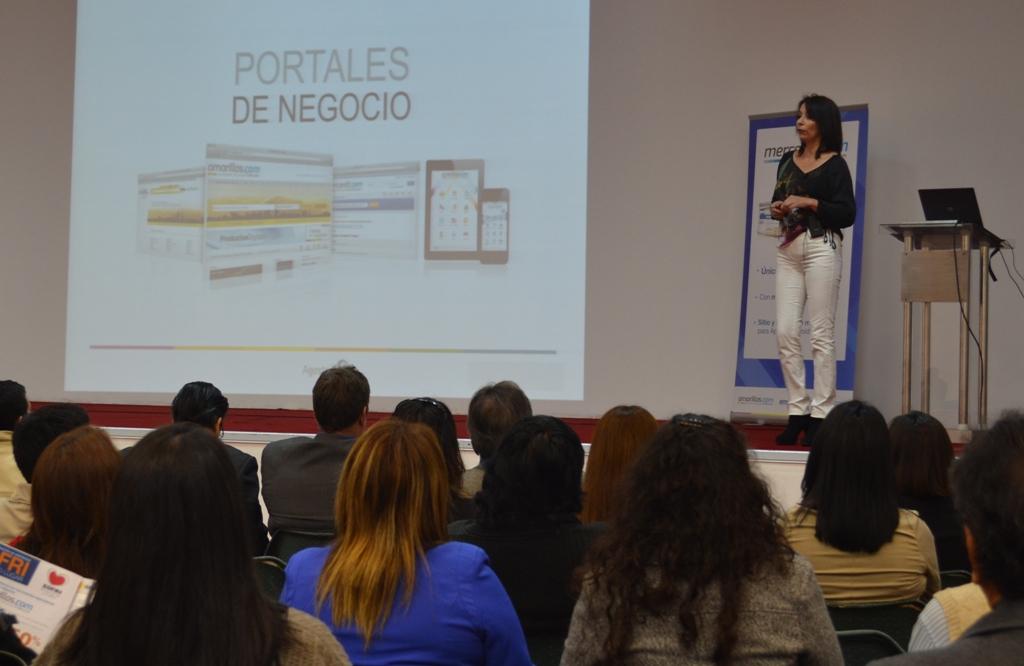 Exposicion sobre publicidad regional - Diario El Nortino