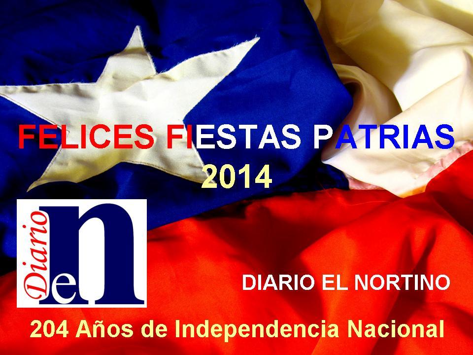 Felices Fiestas Patrias de Chile - Diario El Nortino de Tarapaca