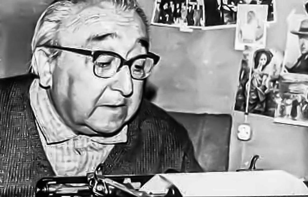poeta Andrés Sabella Gálvez