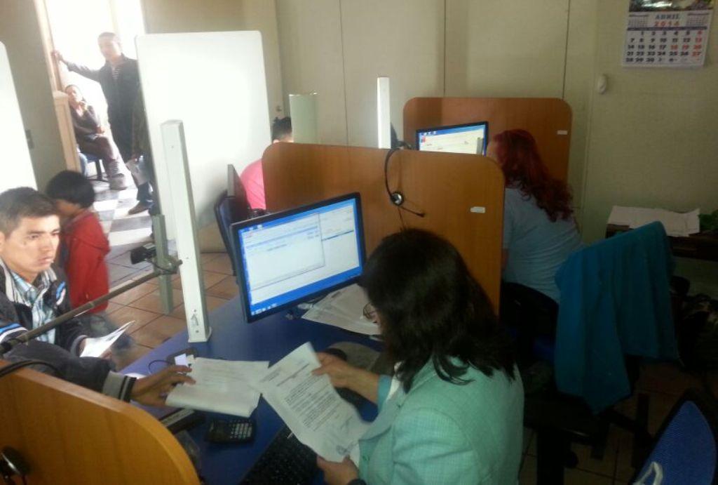 Registro civil inicia traslado de equipos a nueva oficina for Oficina registro civil