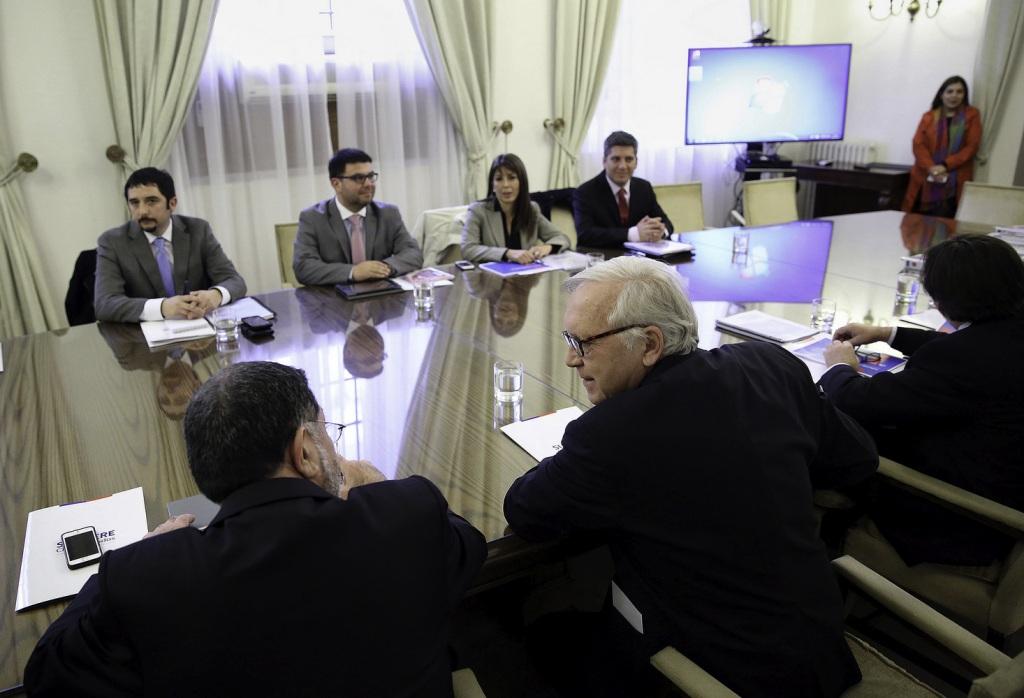 Consejo de intendentes diario el nortino iquique el for Foto del ministro del interior