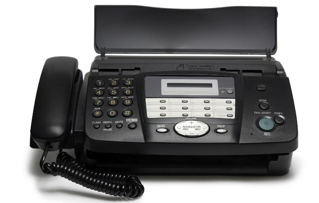 máquinas de fax diario el nortino iquique el tamarugal