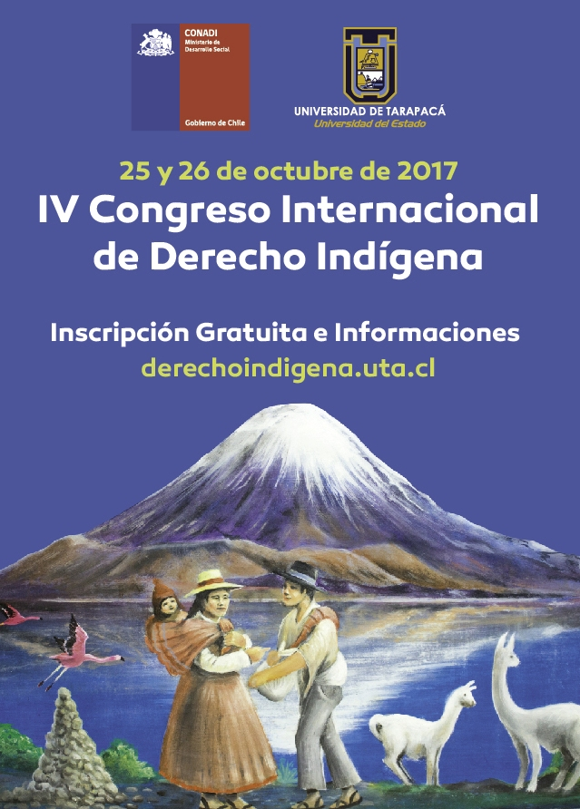 photo IV Congreso Internacional Indigena - Iquique